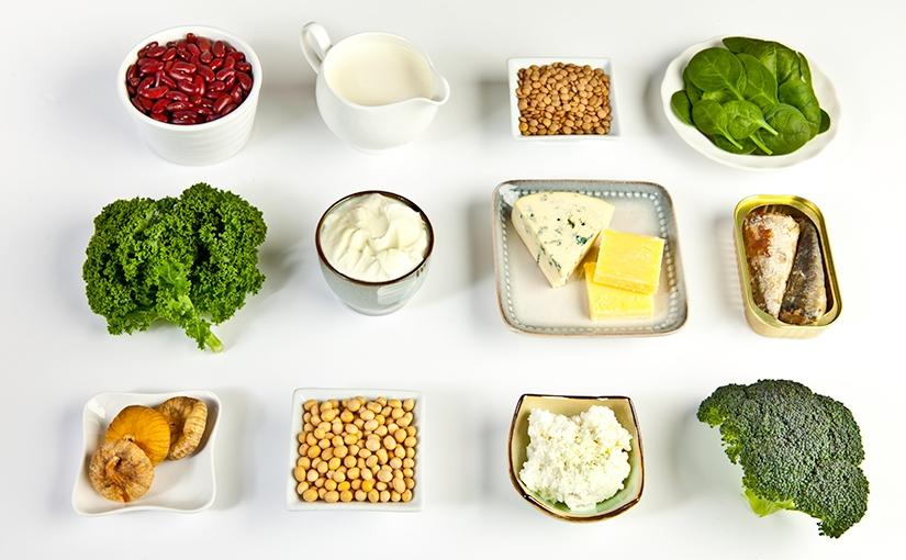 οστεοπορωση διατροφη